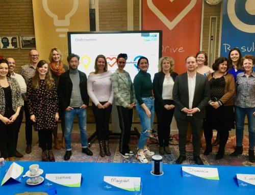 Succesvolle kick off programma 'Oriëntatie op ondernemerschap voor kandidaten UWV