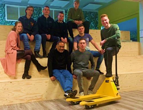 Vonk & Co. betrekt studenten ROC Rivor bij nieuw WMS systeem